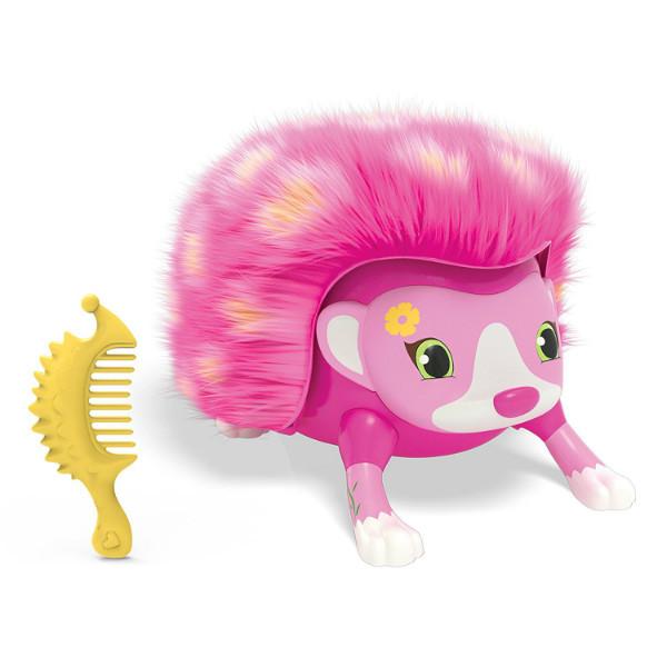 Zoomer Интерактивный ёжик ежик розовый Hedgiez Tumbles Interactive Hedgehog