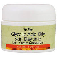 Reviva Labs, Glycolic Acid Oily Skin, Daytime, 1.5 oz (42 g), REV-11278