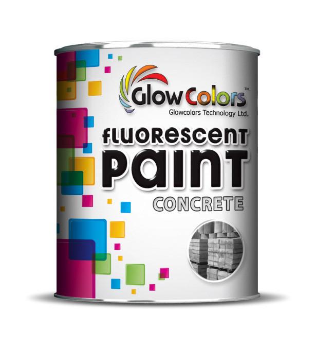 Флуоресцентная краска для бетона