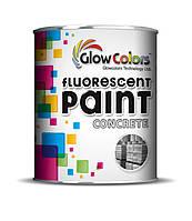 Флуоресцентная краска GlowColors для металла 1л