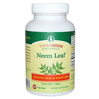 Organix South, TheraNeem Organix, Neem Leaf, 120 Veggie Caps, ORS-00026