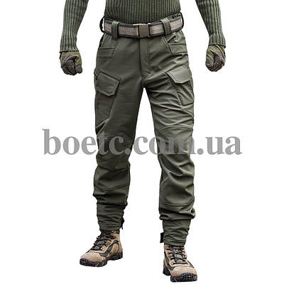 "Брюки SoftShell ""DIVISION"" OLIVE"