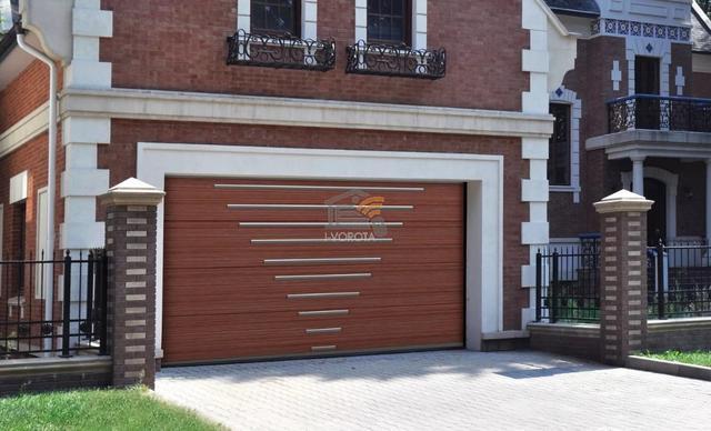 стоимость гаражные ворота