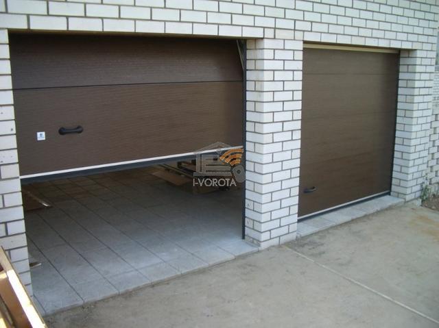гаражные ворота одесса