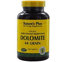 Nature's Plus, Доломит, 44 грана, 300 таблеток, NAP-03870