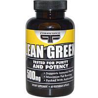 Primaforce, Lean Green, 500 мг, 60 растительных капсул, PMF-02025