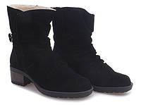 Ботинки  женские осенние (холодная осень)