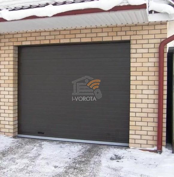 підйомні гаражні ворота