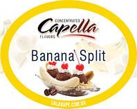 Ароматизатор Capella Banana Split (Банановый сплит) Capella  5мл