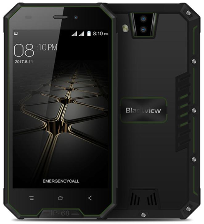 Blackview BV4000 Pro 2/16 Gb green