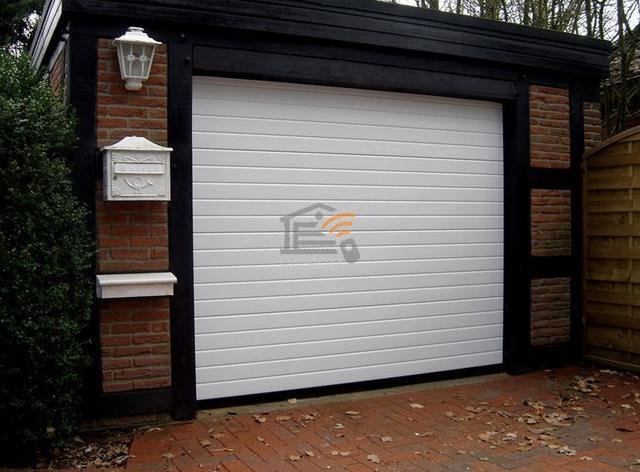рулонні ворота гаражні