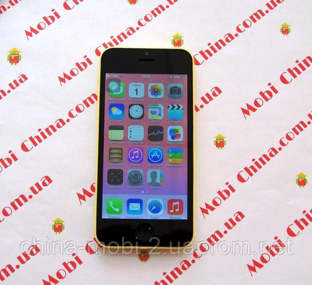 айфон 5с желтый