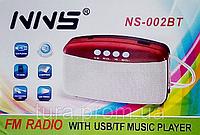 Портативная беспроводная MP3 Колонка динамик NNS NS-002 BT Bluetooth am.