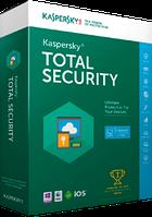 Kaspersky Total Security (2пк, 1 год)