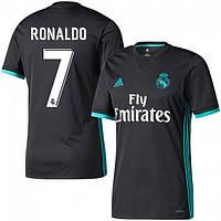 Футбольная форма Реал Мадрид Роналдо (Real Madrid Ronaldo) 2017-2018 Выездная