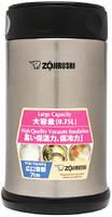 Пищевой термоконтейнер Zojirushi SW-FCE75XA 0.75 . ц: сальной