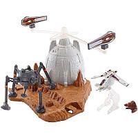 Набор Hot Wheels Star Wars Битва При Джеонозисе. Battle of Geonosis Play Set