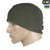 M-TAC ШАПКА WATCH CAP ФЛИС (330Г/М2) WITH SLIMTEX ОЛИВА