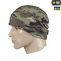 M-TAC ШАПКА WATCH CAP ФЛИС (330Г/М2) WITH SLIMTEX MULTICAM
