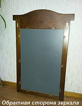 Вешалка с банкеткой и зеркалом 13