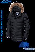 """Куртка подростковая зимняя Braggart """"Teenager"""" (чёрная), в ассортименте"""