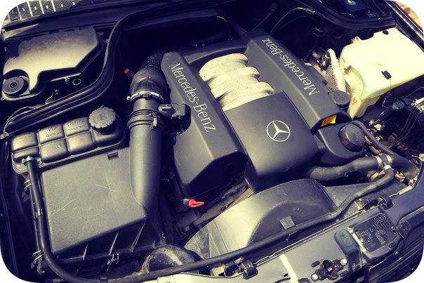 Двигатель, системы и компоненты W210 рестайл