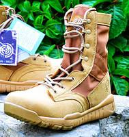 Берцы, ботинки летние
