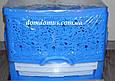 Комод пластиковый ажурный Efe Plastics, Украина D33, голубой, фото 2