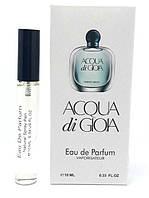 Мини-парфюм GIORGIO ARMANI Acqua di Gioia (ж) 10 мл