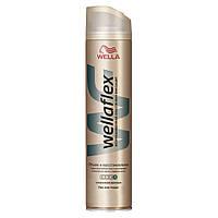 Лак для волос Wellaflex  Объем и восстановление  супер-сильной фиксации 250 мл