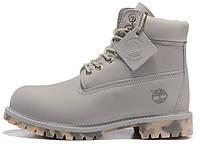 Женские ботинки Timberland Grey Camo