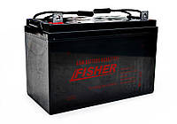AGM аккумулятор 80Ah Fisher 12B