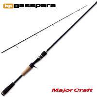 Кастинговое удилище Major Craft Basspara BPC-632MH (191 cm, 7-28 g)