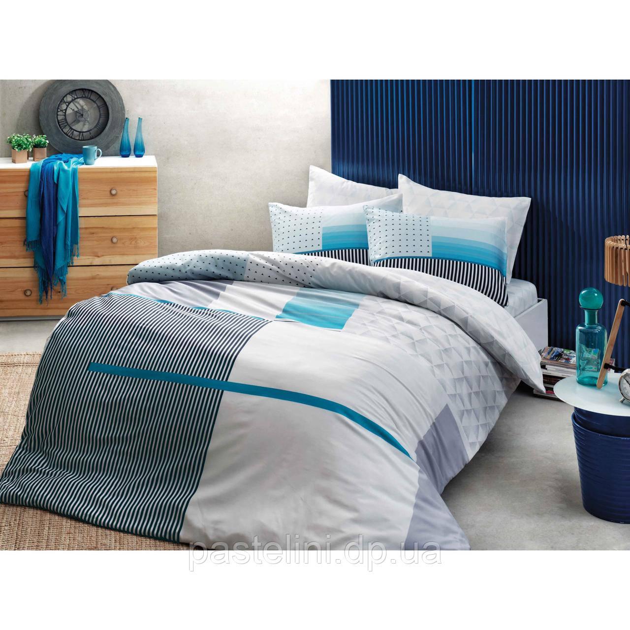 Тас подростковое постельное бельё Troy (Трой)mavi