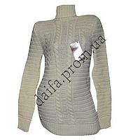 Женский вязаный свитер 517-6 (р-р 46-48) оптом в Одессе. Интернет-магазин Daifa.