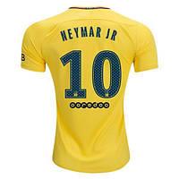 Футбольная форма ФК ПСЖ Неймар (PSG F.C. Neymar) 2017-2018 Выездная