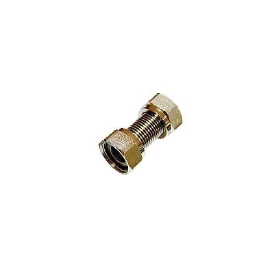 Соеденитель NANOFLEX DN20 F-F 50mm (1''), фото 2