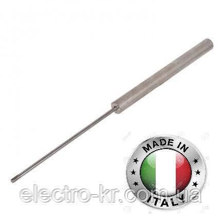 Анод магниевый Италия - d26x210, M6x210 (Длинная ножка), оригинал