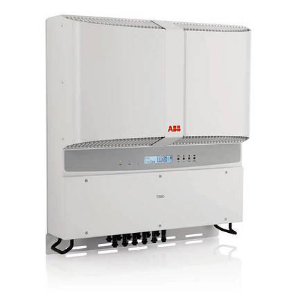 Сетевой инвертор ABB PVI-12.5-TL-OUTD-FS 12.5кВт, фото 2