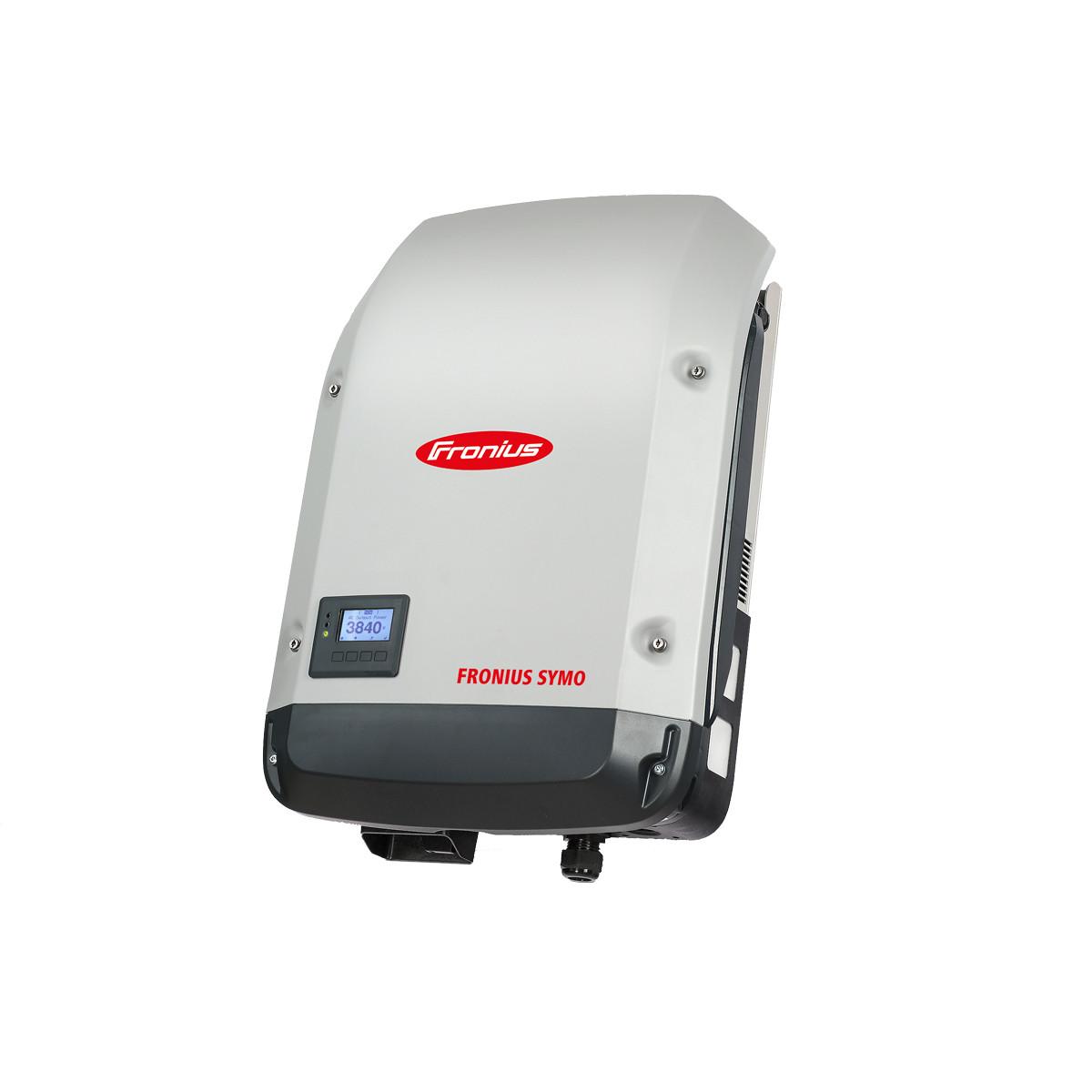 Инвертор сетевой Fronius Symo 10.0-3-M (10кВт,3 фазы, 2 трекера)