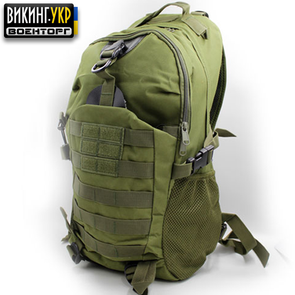 РЮКЗАК TACTICAL RAID PACK OLIVE