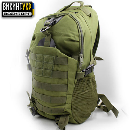 РЮКЗАК TACTICAL RAID PACK OLIVE, фото 2