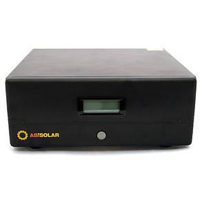 Инвертор-бесперебойник ABi-Solar SL 0912 0,8кВт, фото 2