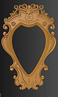 Модель рамы для зеркала
