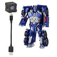 Интерактивный Оптимус Прайм, (Allspark Tech Starter Pack Optimus Prime), Transformers, Hasbro