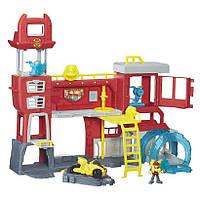 Игровой набор боты спасатели Станция Гриффинрок (Transformers Rescue Bots Griffin Rock Firehouse Headquarters ), hasbro