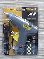 Пистолет с выключателем для термоклея Ø11.2 мм 60 Вт
