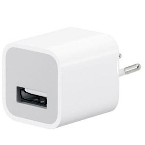 Адаптер Apple кубик 1A