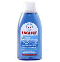 Oполаскиватель LACALUT basic (Лакалут базик) 500 мл