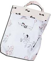 Кармашек для памперсов в сумку ORGANIZE E003 собачки